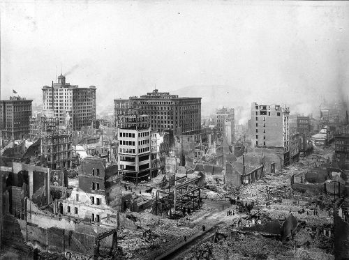 wikipics:  1906 San Francisco Earthquake