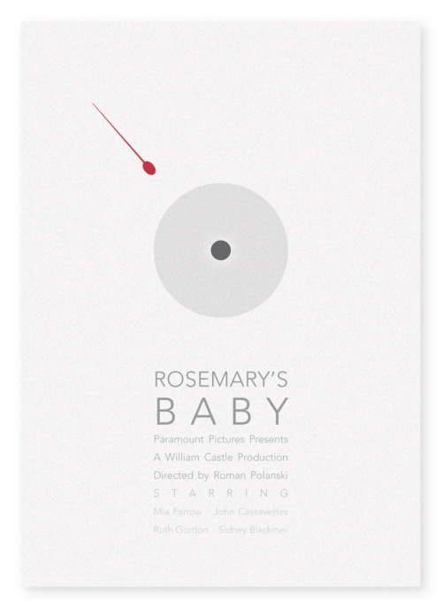 Rosemary's Baby by Kate Whelan