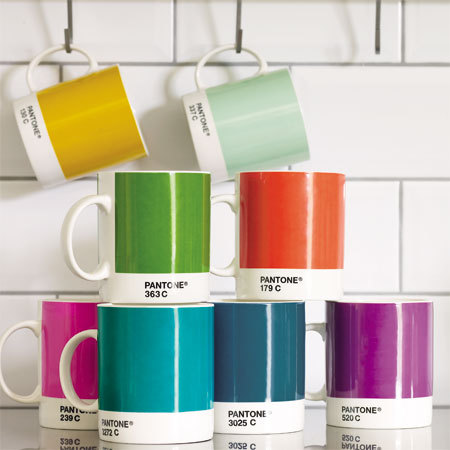 I would love to collect all of these.  michelle-deakin:  LOVE Pantone <3