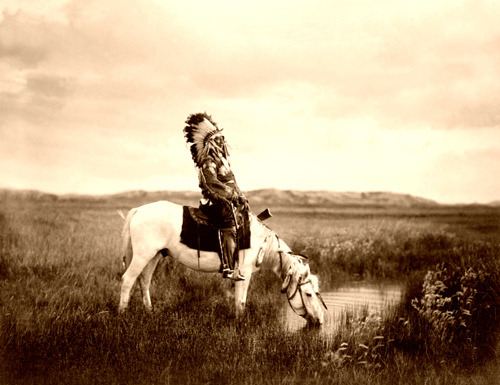 antsinmytea:  via farm4.static.flickr.com Edward S.Curtis