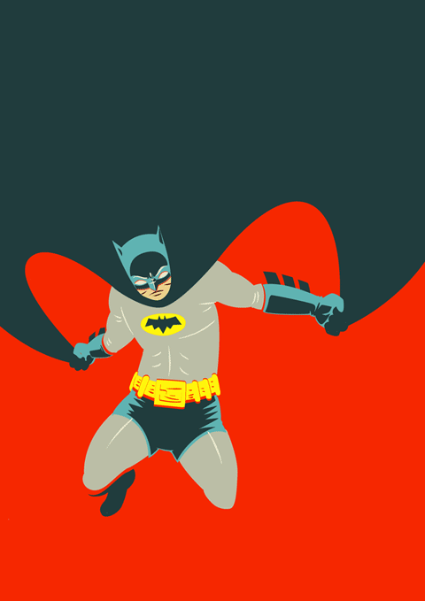 Inspired by Ben Newman drawing The Batman this morning, i realized it had been an age since i had scribbled any superheroes. So here one is. 90% of my time at the moment is being spent on one ongoing project that I can't share any artwork from (yet), so it's nice to turn around these quick illustrations to keep me on my toes while I'm waiting for feedback/taking a short break. Next: some more Hemingway!