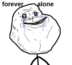 Ten Songs For The Forever Alone Here now are ten songs that celebrate — some in a more subtle manner, some not so much — being alone, complete with streaming audio.