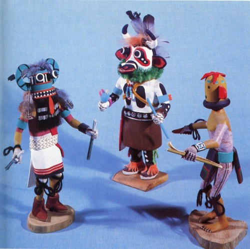 From Southwestern Indian Arts & Crafts by Tom & Mark Bahti (1983). Found here.