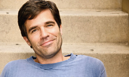 funnyordie:  A Valentine's Day Interview with Rob Delaney Comedian Rob Delaney shares his insights on Valentine's Day, love and a whole lot more.
