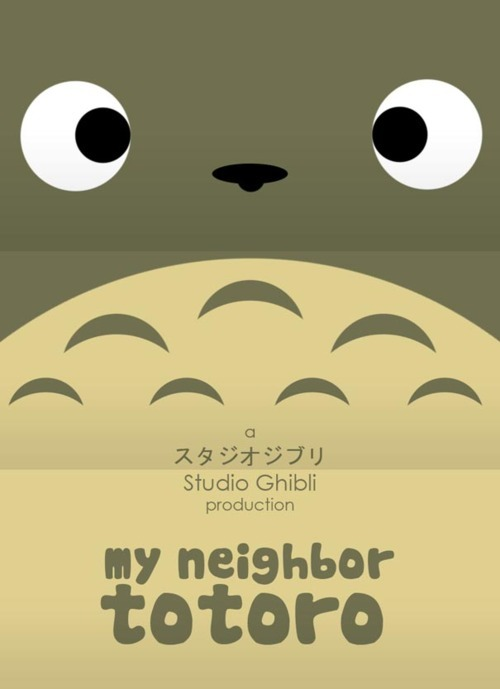 deathbyfilms:  My Neighbor Totoro, 1988.