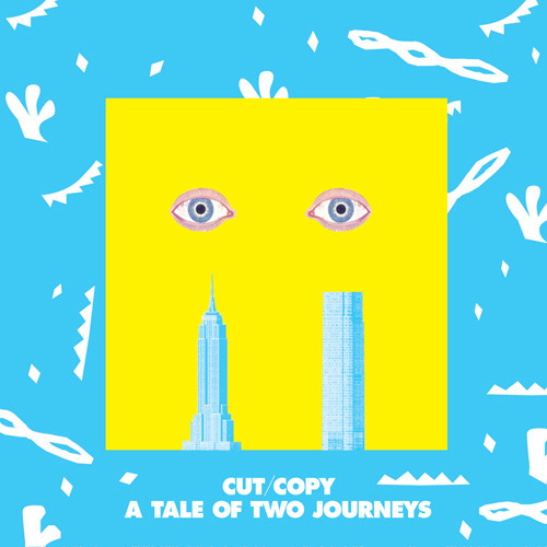 A Tale of Two Journeys (Mixtape) by cutcopymusic