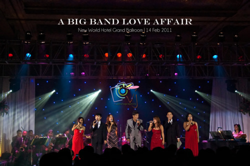 "The CompanY's""A BIG BAND LOVE AFFAIR""with Bo Cerrudo and Stephanie ReeseA VJP TeaserGrand Ballroom of The New World Hotel, Makati City 