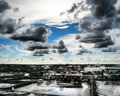 HDR - Black Clouds