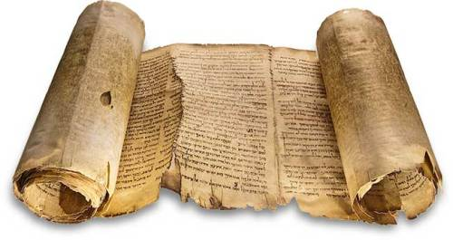 artpropelled:  Facsimile of the Great Isaiah Scroll