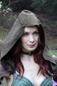 Inconceivably Outrageous!: Felicia Day To Star In Dragon Age Series