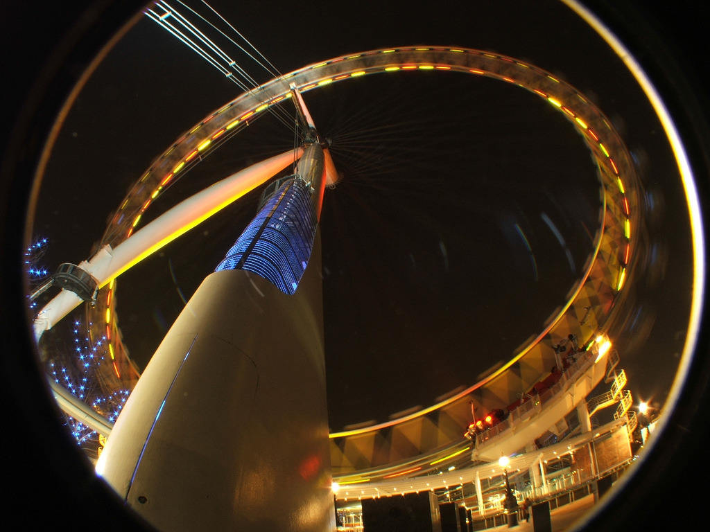 London (fish) Eye | Flickr - Photo Sharing!