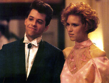 John Cryer & Molly Ringwald