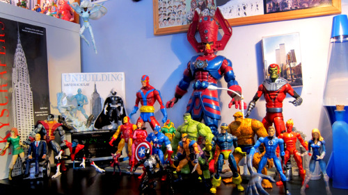 Marvel Lot.