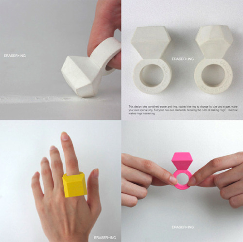 teachingliteracy:  eraser ring.