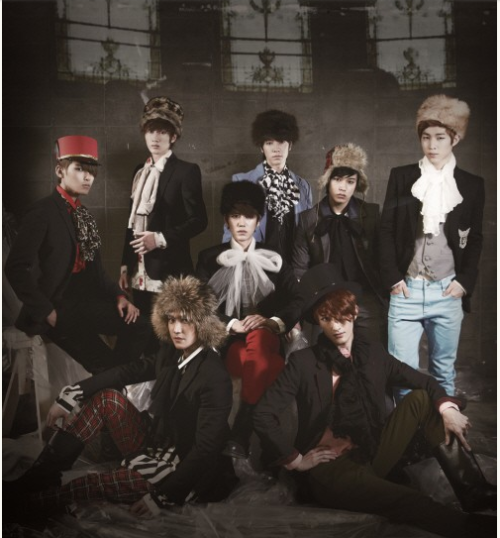 "Excited for Super Junior-M new song ""Too Perfect"" to come out…February 25!"
