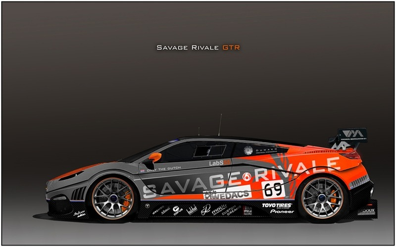 PREVIEW!: Savage Rivale GTR (vía Autoblog.nl)