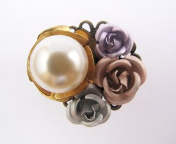 Handmade Rings by Nikki Montenegro on Etsy