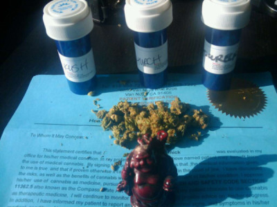 the first day i got legal *sniffle* in like 2008.  medical marijuana »