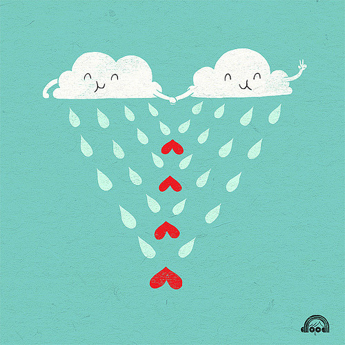 Check out the work of I love doodle (Lim Heng Swee)  who is currently creating a new illustration every day and is posting them to  http://ilovedoodle.tumblr.com/