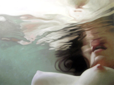 Painting by Alyssa Monks. http://alyssamonks.com/index.asp