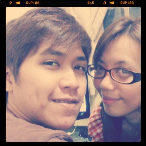 Happy 82nd Month!  :) (Taken with instagram)