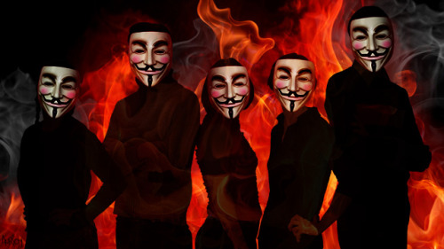 laughingsquid:  Anonymous Speaks: The Inside Story of The HBGary Hack  Related: Anonymous Attacks US Security Firm
