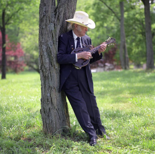 "nashvilleneedsmoremetaphors:  Three things you should know about Bill Monroe if you're a rock and roll fan: 1. The first song Elvis Presley performed on the Grand Old Opry was Monroe's Blue Moon of Kentucky. After hearing Presley's version, Monroe altered his own. 2. Rock Around the Clock by Bill Hailey and the Comets, arguably the first rock and roll song, is virtually identical in rhythm and melody to Bill Monroe's Heavy Traffic Ahead. 3. You know those Chuck Berry guitar licks (think intro to Johnny B Goode) that were so influential on the creation of bands like the Beatles and the Stones? Yeah…Chuck Berry basically copped Monroe's mandolin style and transferred it to an electric guitar. That's it. 4 (just for good measure), the following are quotes from Bill Monroe: When meeting Frank Sinatra at the White House: ""Yeah…I believe I've hearda you"" When told that Beethoven had long hair: ""Really? Well what did he play?"" On hearing the dobro in a bluegrass band: ""That ain't no part a nuthin!"""