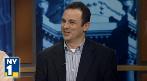 "Capital co-founder (and city politics obsessive) Josh Benson appeared on NY1's  ""Inside City Hall"" on Friday, during the Reporters' Roundtable segment,  to discuss Mayor Michael Bloomberg's rocky week and the change of power  in Egypt. NY1 doesn't allow embedding, but you can see the video here! Skip ahead to around 2:11 in the first half of the video to  hear Josh on the Bloomberg's inevitable third-term gaffs, and around  3:40 in the second segment to hear him on how the live broadcasts of the revolution in Cairo  changed the power dynamics. Watch, if you please."
