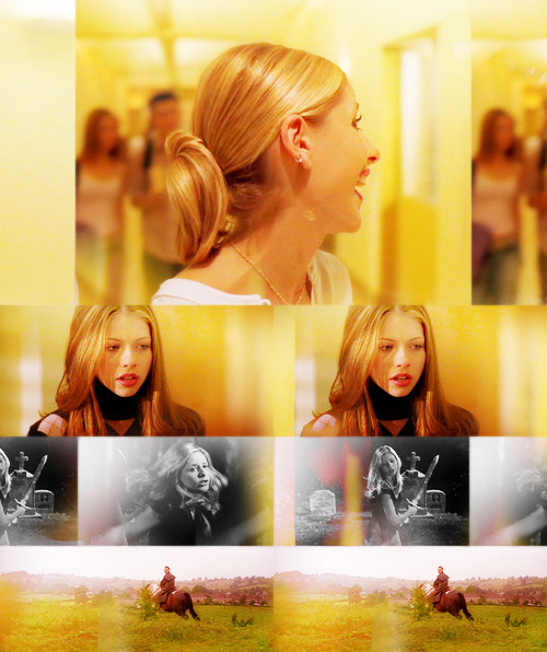 5 Favorite Screencaps | Lessons, Buffy the Vampire Slayer (for happiness22)
