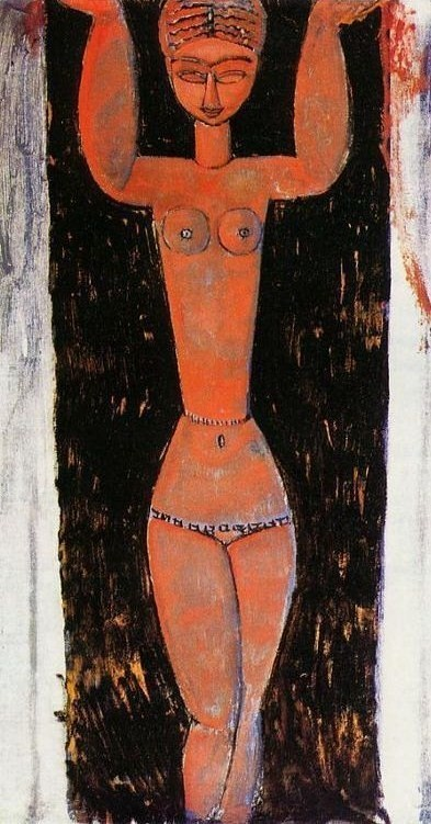 brokenwind:  Amedeo Modigliani (1884-1920)