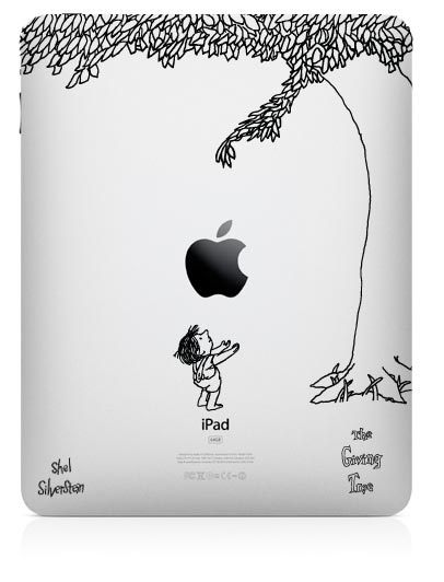 Coolest iPad decal.