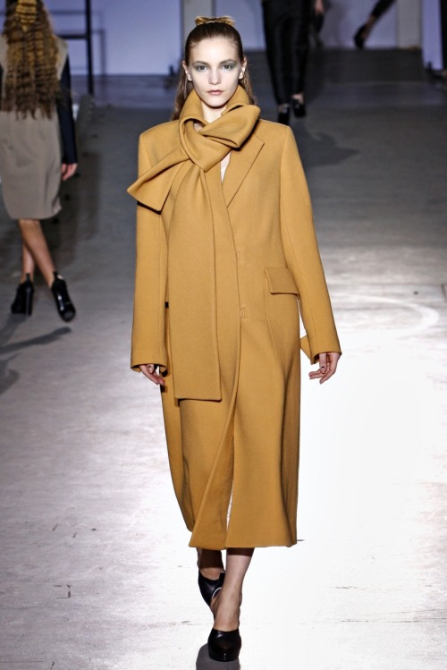 Dorothea at 3.1 Phillip Lim A/W 2011.