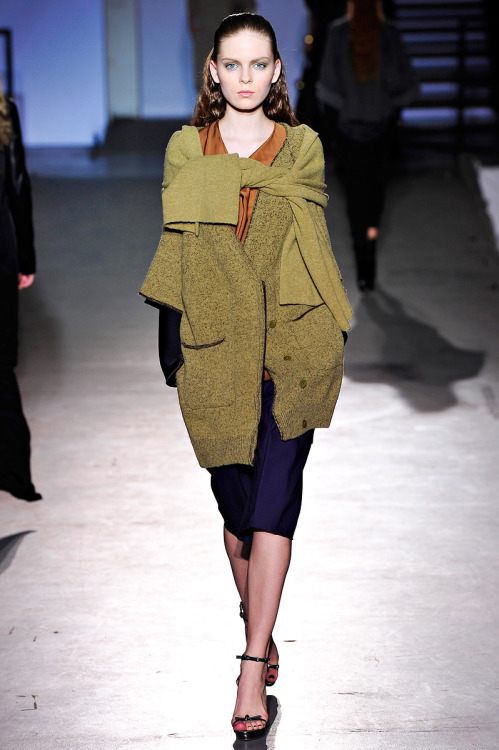 3.1 Phillip Lim A/W 2011. Love, love, love this collection.