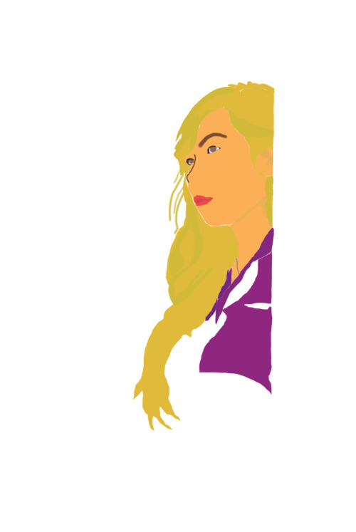 My Vector project. :) It's still incomplete but I'm proud of my progress. :) Model: Nina.