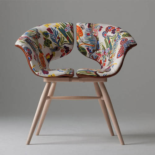 Butterfly chair by Tortie Hoare