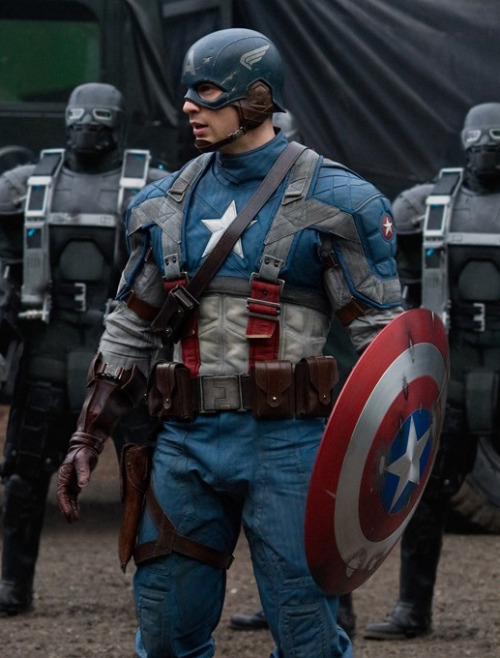Chris Evans talks to Total Film about taking on Captain America Chris Evans has spoken exclusively to Total Film about the demands of taking on the Captain America role.