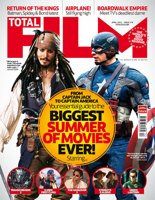 Total Film Issue 178 - On sale now!