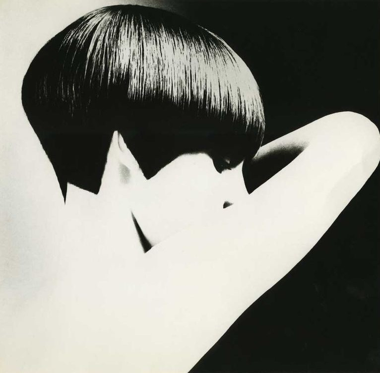 Grace Coddington, Five Point Cut by Vidal Sassoon, 1964Photographer: David Montgomery