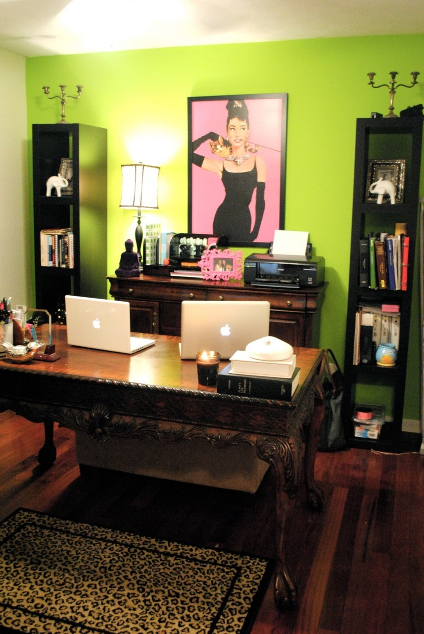 Audrey's Office - Submitted by Ordy and Joon