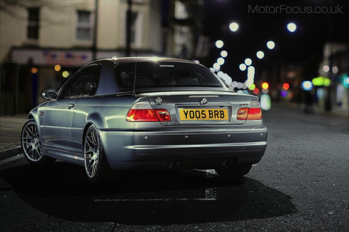 carpr0n:  If you never try you'll never know Starring: BMW M3 E46 (by Andrew Whyte)