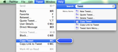 biglittledetails:  When using the help menu in OS X, it helps you.