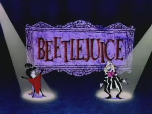 Beetlejuice Cartoon