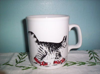 Cats in Sneakers Mug