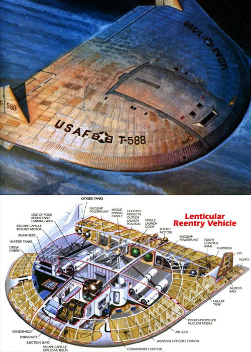 "from ""America's Nuclear Flying Saucer"", Popular Mechanics, November 2000"