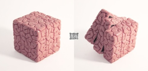 laughingsquid:  Rubic's Brain Cube