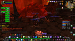 This Is Me And The My Guild Just Downed Magnaw Also Yesterday We Downed Defence system. I Play a Rest Shammy as my main Also have a frost mage full pvp gear Realm: Khadgar xD EU ofc