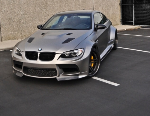 jeffslot:  BMW M3 Widebody www.jeffslot.com
