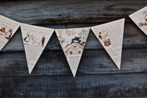 Storybook Banner by monkeypuzzle