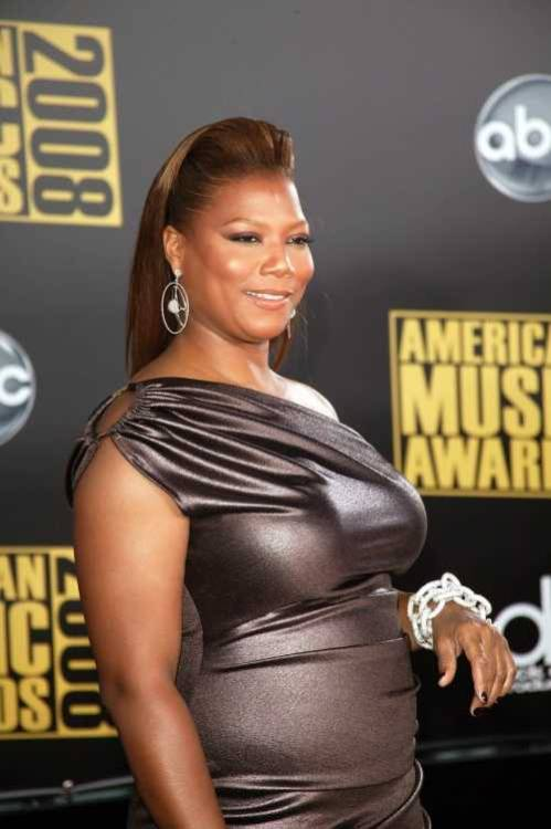 Queen Latifah is an absolutely stunning woman with a big voice! I think she's gorgeous.