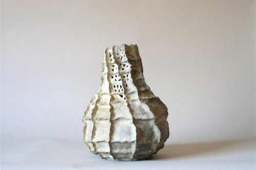 Young Mi Kim: Ceramic Vessel #5